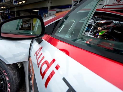 Fotos Equipe Audi na 5˚Etapa Sudamericano GT 2013