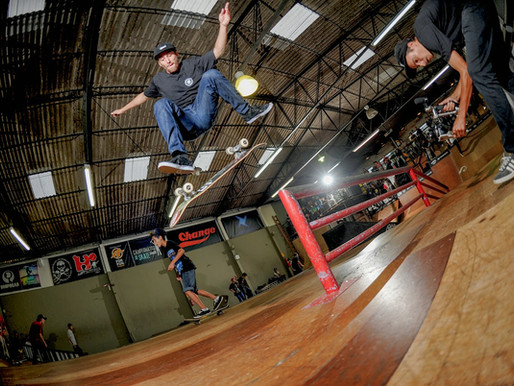 Element Brasil CWB Tour Day 3 | Drop Dead SkatePark