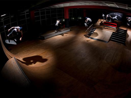 Luan's Oliveira na Matriz Skate Spot