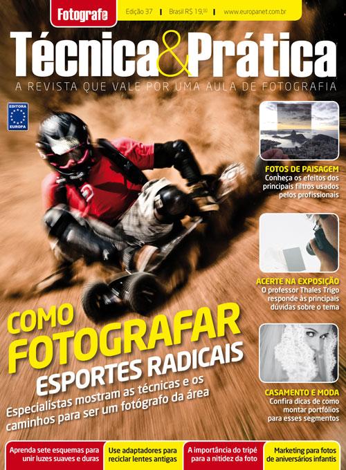 Capa Revista Fotografe Melhor