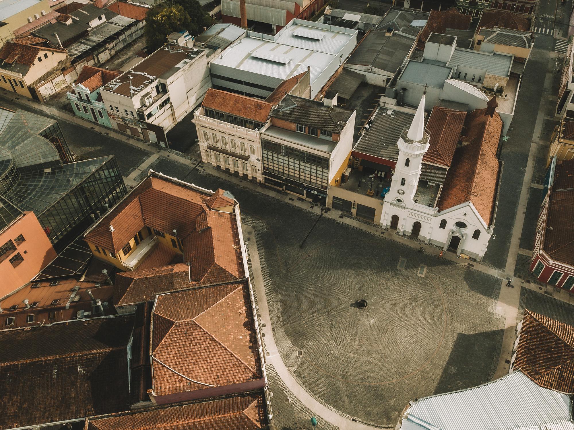 Curitiba em Quarentena