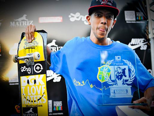 ESPN/skate: Rodrigo TX é bi campeão no aniversário da Matriz skateshop