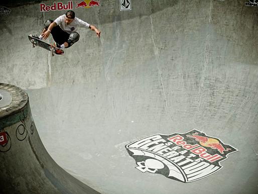 ESPN/skate: Lendas do skate no RedBull Skate Generation