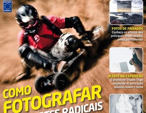 Como Fotografar Esportes Radicais
