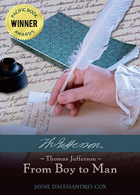 Thomas Jefferson Book, From Boy to Man