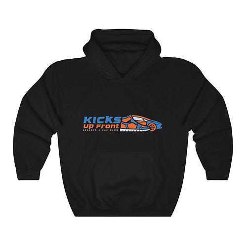 Kicks Up Front Hooded Sweatshirt