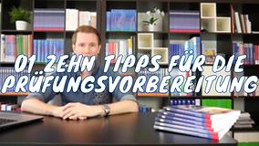 01 Zehn Tipps für die Prüfungsvorbereitu