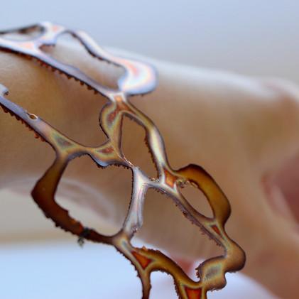 Copper Body Adornment