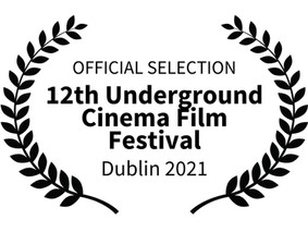 12th Underground Cinema Film Festival