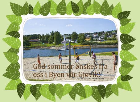 God sommer fra oss i BVG!