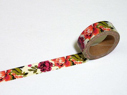 Blumenband Pfingstrosen WT-#X006