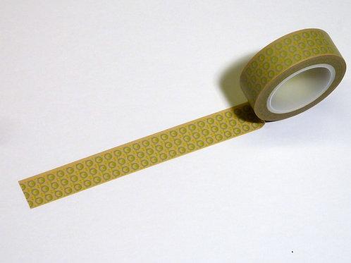 kleine grüne Kreise WT-#2321