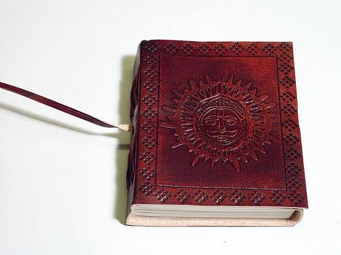 Notizbuch Leder Surya mini