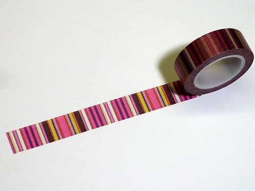 Stripes quer bunt WT-#3244