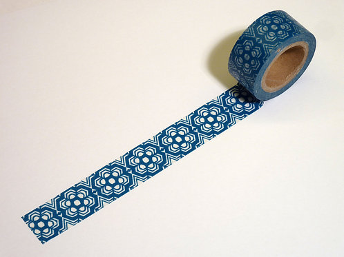 Ornament blau WT-#1306