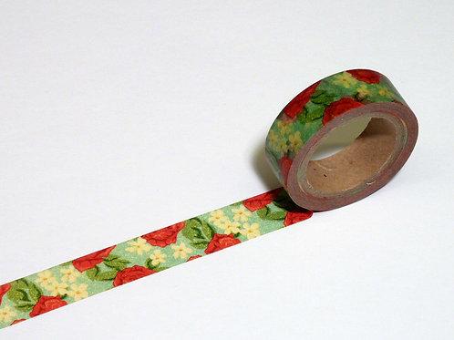 Blumenband Rosen WT-#X002