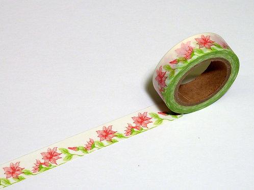 Blumenband pink WT-#X003