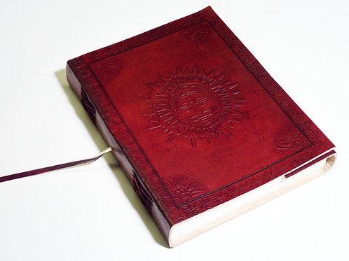 Notizbuch Leder Surya medium
