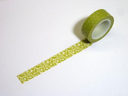 Blütenranken grün WT-#1142