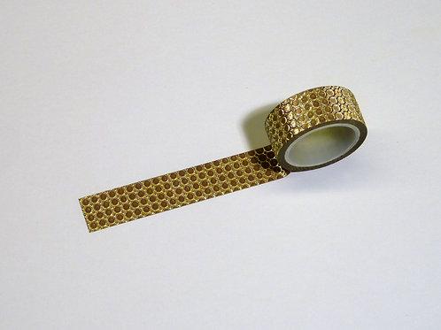 Dots gold WT-#6005
