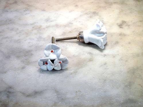 Amaryllis White Silver FCK-88