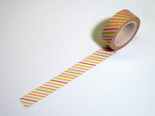 Stripes schräg LolliPop WT-#992