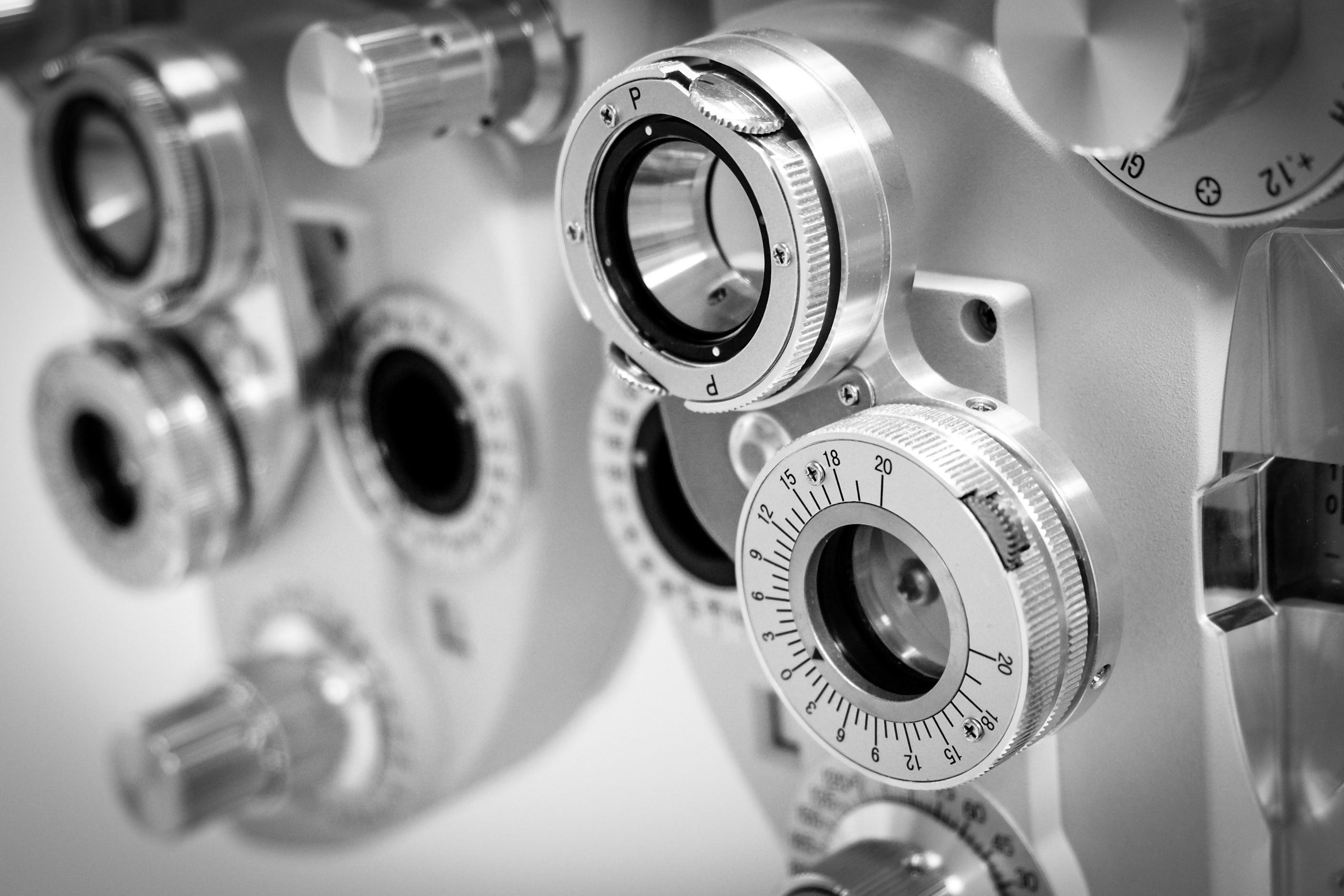 Comprehensive Basic Eye Exam