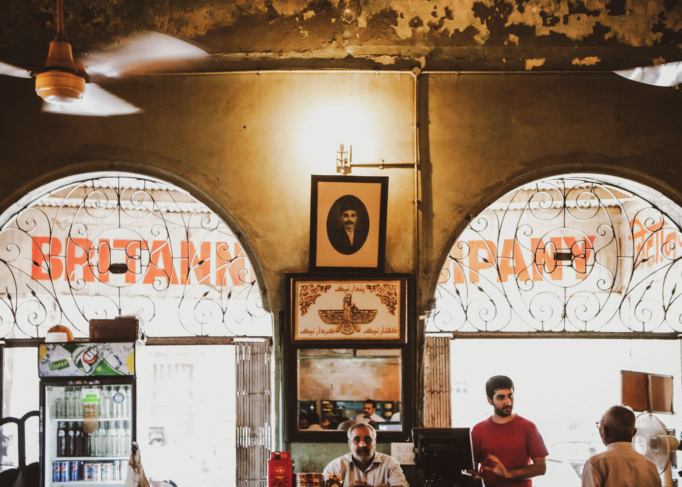 Britannia opened its doors in 1923 when Rashid Kohinoor came to Bombay and decided to get into the restaurant business. Among the most popular of its kind in Mumbai, the cafe at Ballard Estate has now entered its third generation.