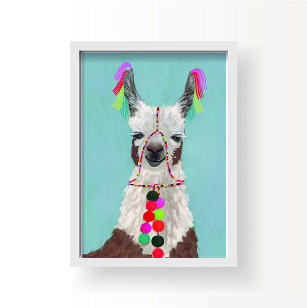 Llama Calipzso