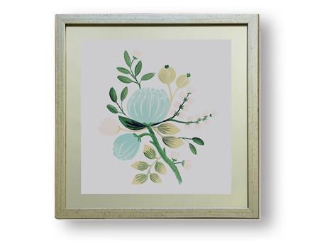 Flores Pastel III