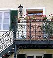 Balcony Material Selection