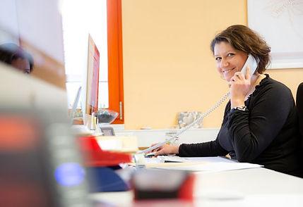 telefonische Beratung zu unseren Druckerzeugnissen