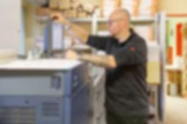 Digitaldruck in brillanter Qualität - Wir drucken in Qualität