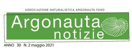 ARGONAUTA NOTIZIE MAGGIO 2021