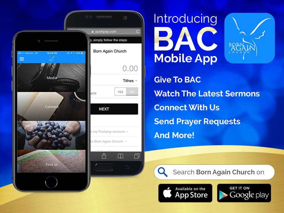 BAC App