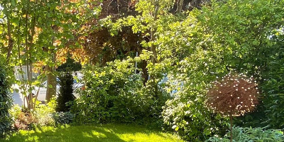 VOGELFRII / Geschichten im Garten