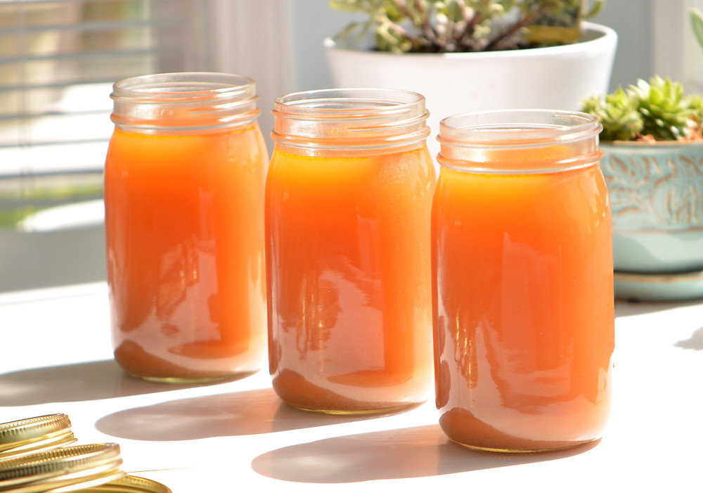 Chinese medicine bone broth is essential for healing the gut.