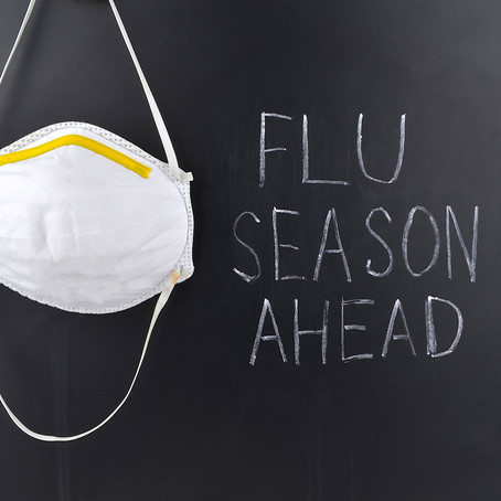 It's the season where a lot of patients are coming in for coughs, colds and the flu, oh my!