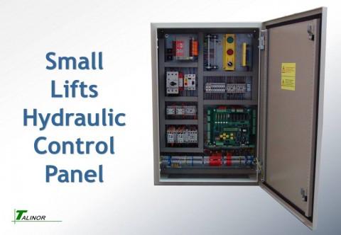 Talinor-Small-Lifts-Hydraulic-Control-Pa