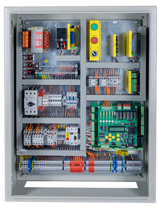 Talinor Hydraulic elevtor control panel.