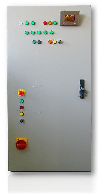Construction Hoists Control Panels