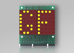 DM2M2 Elevator dot matrix display