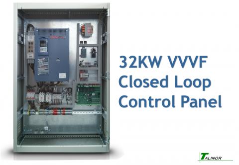 Talinor-32KW-Closed-Loop-VVVF-Control-Pa