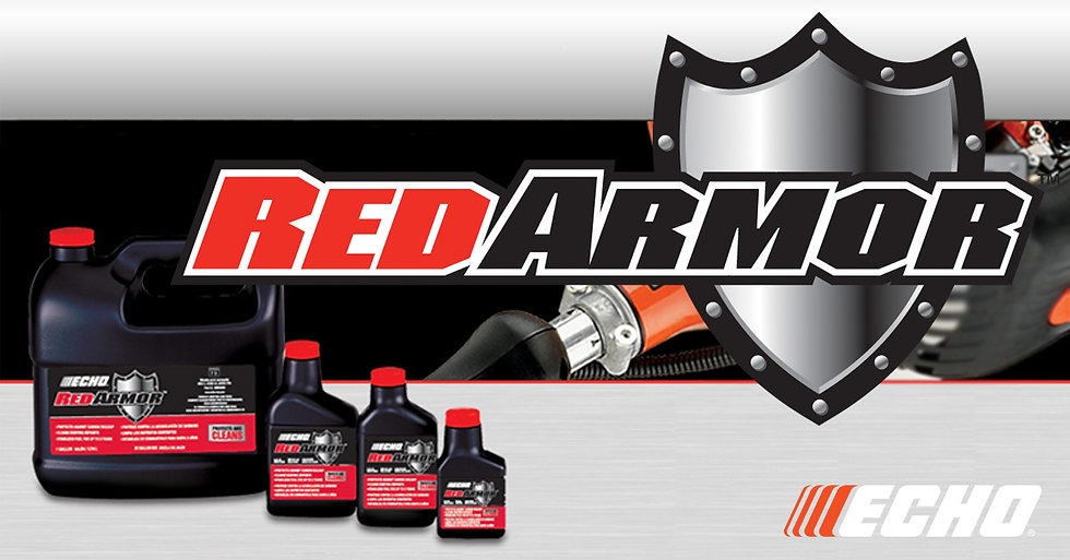 ECHO® RED ARMOR™ OIL
