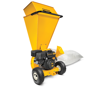 CHIPPER SHREDDERS AND VACUUMS