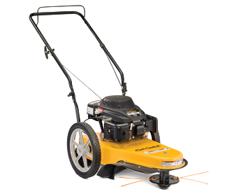 WHEELED STRING TRIMMERS