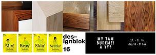 Nux nábytek Designblok 2016