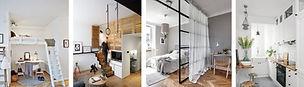 řešení pro malé byty