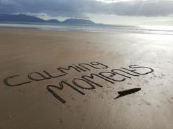 Peace on the beach, Ireland.