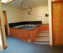 Hydrotherapy pool, Hydrotherapy centre, Newtown.